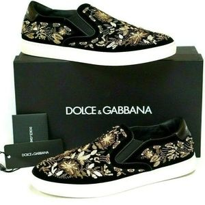 "Dolce & Gabbana ""Limited Edition"" Sneakers Size 10"